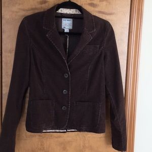 Old Navy Brown Corduroy Jacket